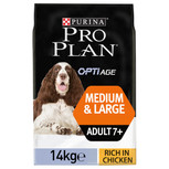 Pro Plan senior chicken dry food