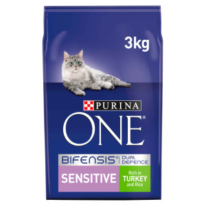 Purina one sensitive turkey and rice dry cat food 3kg for 3 8 kg turkey cooking time