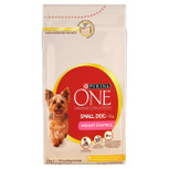 Purina ONE Small Breed Weight food
