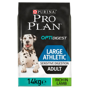 Pro Plan Large Breed Adult Athletic Lamb With Optidigest Dry Dog