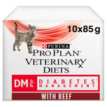 Purina diabetes management cat food