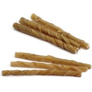 Raw Hide Twists 6-8Mm Dog Chews 100