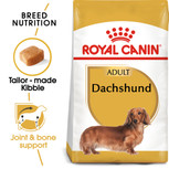 Royal Canin Dachshund Dry Dog Food - 1.5kg