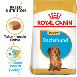 Royal Canin Dachshund Junior Dry Dog Food - 1.5kg