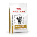 Royal Canin Feline Urinary S/O Moderate Calorie Dry Cat Food - 1.5Kg