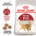 Royal Canin Fit 32 Dry Cat Food - 4kg