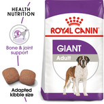 Royal Canin Giant Adult Dry Dog Food - 15kg