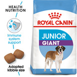 Royal Canin Giant Junior Dry Dog Food - 15kg