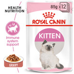 ROYAL CANIN® Kitten in Gravy 85g