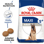 Royal Canin Maxi Adult 5+ Dry Dog Food - 15kg