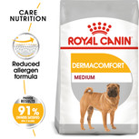 Royal Canin Medium Dermacomfort Dry Dog Food - 3kg