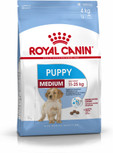Royal Canin Medium Junior Dry Dog Food - 4kg