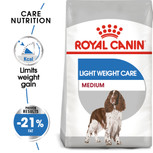 Royal Canin Medium Light Dry Dog Food - 13kg