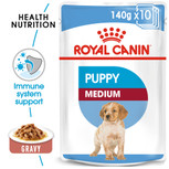 ROYAL CANIN® Medium Puppy in gravy