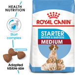 Royal Canin Medium Starter Mother & Baby Dog - 12kg