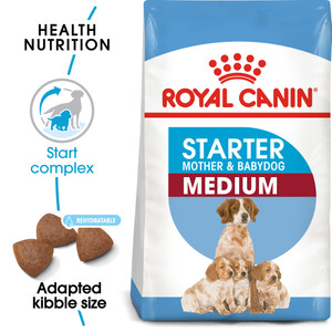 ROYAL CANIN® Medium Starter 4kg