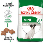 Royal Canin Mini Adult 8+ Dry Dog Food - 2kg