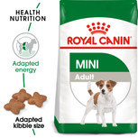 Royal Canin Mini Adult Dry Dog Food - 8kg