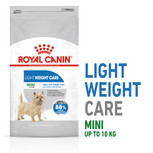 Royal Canin Mini Light Dry Dog Food - 8kg