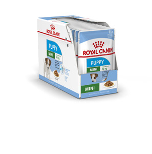 ROYAL CANIN® Mini Puppy (gravy) 85g