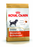 Royal Canin Mini Schnauzer Junior Dry Dog Food - 1.5kg