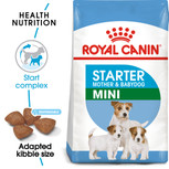 Royal Canin Mini Starter Mother & Baby Dog Food - 1kg