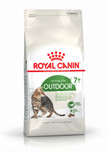 Royal Canin Outdoor 7+ Mature Dry Cat Food - 400g
