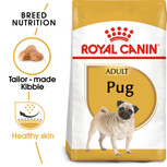 Royal Canin Pug Dry Dog Food - 1.5kg