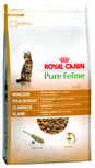 Royal Canin Pure Feline No2 Slimness Dry Cat Food - 1.5kg
