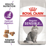 Royal Canin Regular Adult Maintenance Sensible Dry Cat Food - 4kg