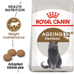 Royal Canin Sterilised 12+ Dry Cat Food - 400g