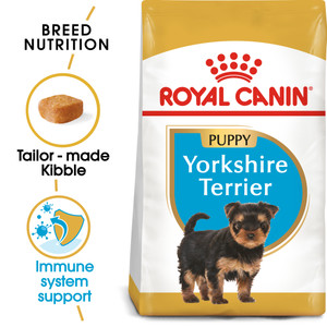 Royal Canin Yorkshire Terrier Junior Dry Dog Food - 1.5kg