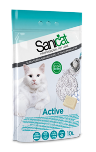 Sanicat Active Cat litter