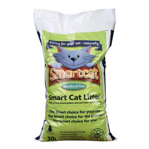 Smart Cat Wood Litter Cheap Prices Petshop Co Uk