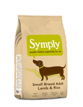 Symply Small Breed Lamb & Rice food