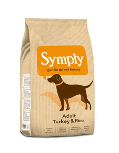Symply Adult Turkey & Rice Dog food