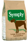 Symply Large Breed Adult dog food