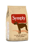 Symply Adult Turkey Rice Dog Food