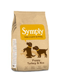 Symply Puppy Turkey & Rice dog food