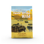 Taste of the Wild High Prairie food