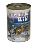 Taste of the Wild Wetland Fowl cans