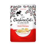 The Cheshire Cat's Garden cat pouch
