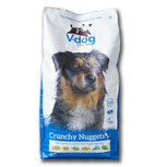 V-dog Crunchy Nuggets Veg dog food