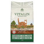 Vitalin Natural Adult Cat Food