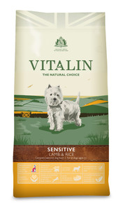 Vitalin Natural Sensitive Lamb rice