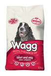wagg beef veg dry dog food 12kg