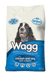 Wagg Chicken & Veg Dry Dog food