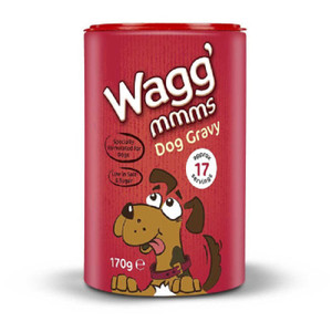 wagg gravy for dogs