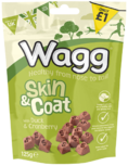 Wagg Skin & Coat Dog Treats