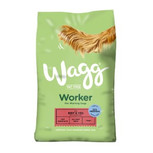 Wagg Worker dog white&green package